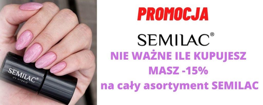 Semilac promocja